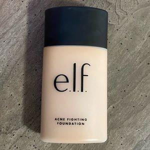 ELF Acne Fighting Foundation (Buff)